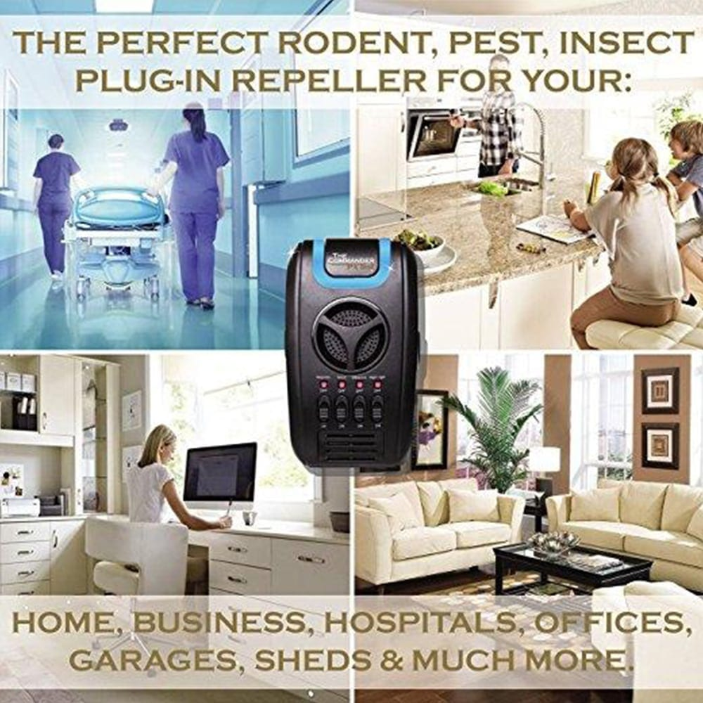 perfect rodent, pest and insect repeller Plug In Insect Repellent