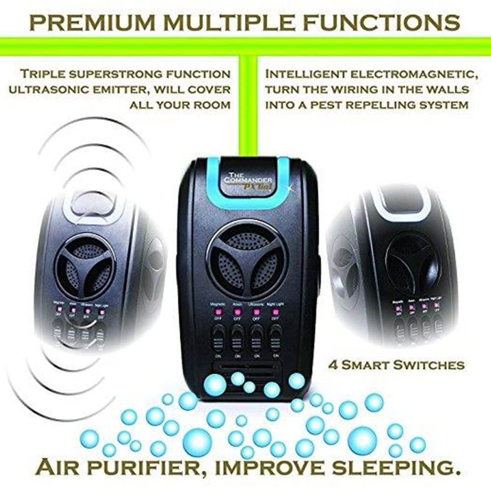 premium multiple functions with Plug In Insect Repellent