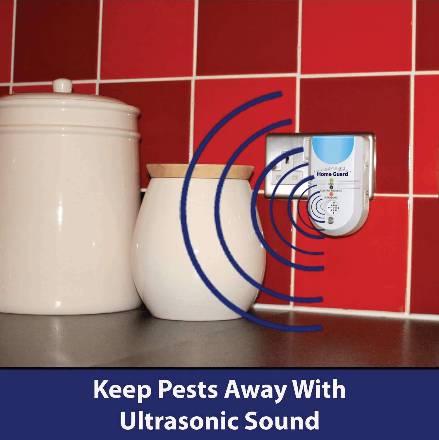 electronic pest repellent plug in mosquito deterrent in home